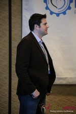 Adam Huie - CEO of Sway at the January 14-16, 2014 Las Vegas Internet Dating Super Conference