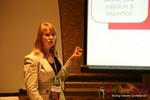 Andrea Miller - Founder of Yourtango at the January 14-16, 2014 Internet Dating Super Conference in Las Vegas