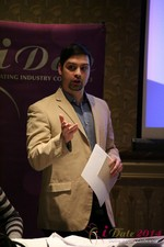 Arthur Malov - Co-Founder @ IDCA at the January 14-16, 2014 Internet Dating Super Conference in Las Vegas