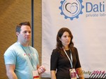 Dating Software Session - with Tanya Fathers, CEO of Dating Factory and Michael O'Sullivan CEO of Hub People at the January 14-16, 2014 Las Vegas Online Dating Industry Super Conference