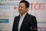 CFO of Jiayuan at iDate at the 37th International Dating Industry Convention