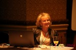 Julie Ferman - Moderator: Matchmaker & Dating Coach Panel at the January 14-16, 2014 Las Vegas Online Dating Industry Super Conference