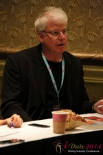 Dr. David Buss at the January 14-16, 2014 Internet Dating Super Conference in Las Vegas