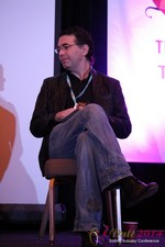 Michael McQuown - CEO of ThunderRoad and Dating Algorithm Expert at the January 14-16, 2014 Las Vegas Online Dating Industry Super Conference