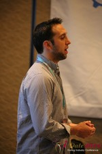 Scott Valdez - CEO Virtual Dating Assistants at the January 14-16, 2014 Las Vegas Online Dating Industry Super Conference