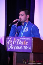 Steve Dakota Happas - Moderator of Dating Affiliate Marketing Panel at iDate Expo 2014 Las Vegas
