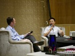OPW Interview with Jason Tian - CEO of Baihe at the 2015 China Online Dating Industry Conference in Beijing