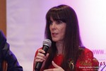Julie Spira - at CNN Panel on Content Marketing at the January 20-22, 2015 Las Vegas Internet Dating Super Conference