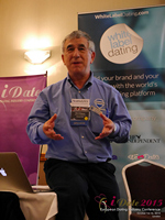 Dave Wiseman Vice President Of Sales And Marketing Speaking To The European Dating Market On Scam Detection Technology at the 2015 Euro and U.K. Online Dating Industry Conference in London