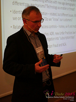 George Kidd Chief Executive From The Online Dating Association ODA  at the October 14-16, 2015 London Euro and U.K. Internet and Mobile Dating Industry Conference