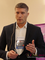 Hristo Zlatarsky CEO Elitebook.bg With Insights On The Bulgarian Mobile And Online Dating Market at the Euro and U.K. iDate conference and expo for matchmakers and online dating professionals in 2015