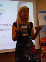Monica Whitty Professor Of Psychology University Of Liecester at the 2015 iDate Mobile, Online Dating and Matchmaking conference in London
