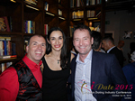 Networking Party At The Library In London For UK Dating And Match Making CEOs And Owners  at the 2015 London E.U. Mobile and Internet Dating Expo and Convention