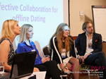 Panel On Effective Collaboration For Offline Dating At at the October 14-16, 2015 conference and expo for online dating and matchmaking in London