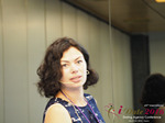 Elena Sosnovskaya - CEO of Megalove at the 45th iDate P.I.D. Business Trade Show
