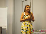 Svetlana Mukha - CEO of Diolli at the 45th iDate Premium International Dating Business Trade Show