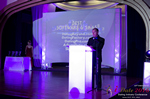 Marc Lesnick Presenting the Best Dating Software & Saas Award at the 2016 Miami iDate Awards