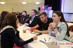 Speed Networking among Dating Professionals at the 2016 Internet Dating Super Conference in Miami