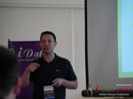 Adam Reimer dating super affiliate speaking on mobile marketing  at the 2016 Online and Mobile Dating Negócio Conference in L.A.