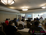 Chris Sanfilippo (VP of Rank ko)  at the iDate Mobile Dating Business Executive Convention and Trade Show