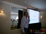Dan Wohlfeiler(NCSD)  at the 38th iDate Mobile Dating Indústria Trade Show