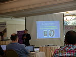 Jason Loia (COO, Unravel)  at the 38th Mobile Dating Indústria Conference in Beverly Hills