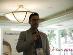 John Volturo (CMO, Spark Networks)  at the 38th Mobile Dating Indústria Conference in Beverly Hills