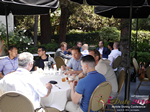 Lunch  at the 2016 Califórnia Mobile Dating Summit and Convention