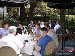 Lunch  at iDate2016 L.A.