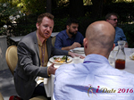 Lunch  at the 2016 Online and Mobile Dating Indústria Conference in Beverly Hills