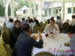 Lunch  at the 2016 Online and Mobile Dating Negócio Conference in L.A.