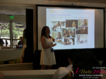 Melissa Mcdonald (Business Development at Yandex)  at the June 8-10, 2016 Beverly Hills Internet and Mobile Dating Indústria Conference
