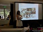Melissa Mcdonald (Business Development at Yandex)  at the 38th iDate2016 Califórnia