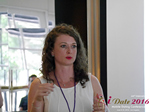 Melissa Mcdonald (Business Development at Yandex)  at the June 8-10, 2016 Mobile Dating Indústria Conference in Beverly Hills