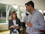 Networking  at the 38th iDate2016 L.A.