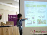 Takuya Iwamoto (Diverse-yyc-co-jp)  at the June 8-10, 2016 Mobile Dating Indústria Conference in Beverly Hills