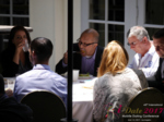 Lunch at the June 1-2, 2017 Mobile Dating Negócio Conference in L.A.