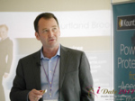 Mark Brooks - CEO of Courtland Brooks at the 48th iDate Mobile Dating Indústria Trade Show