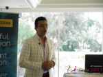 Ritesh Bhatnagar - CMO of Woo at the 48th Mobile Dating Indústria Conference in Studio City