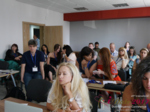 Audience at the 49th International Romance Industry Conference in Belarus