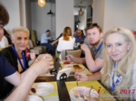 Lunch at the July 19-21, 2017 Belarus P.I.D. Industry Conference