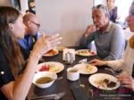 Lunch at the July 19-21, 2017 P.I.D. Industry Conference in Belarus