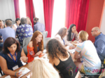 Speed Networking at the 2017 International Romance Industry Conference in Belarus