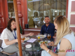 Lunch at the May 23-25, 2018  Online and Dating Agency Indústria Conference