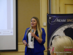 Valentina Gutarova - CEO of Ukrainian Real Brides at the May 23-25, 2018 PID & Dating Agency Indústria Conference in